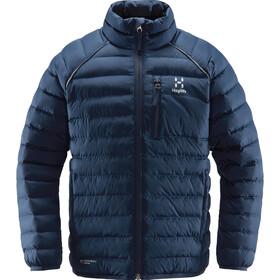 Haglöfs Essens Mimic Jacket Ungdom Tarn Blue